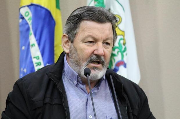 Vereador Elói Frizzo vai ocupar cargo no governo Sartori Franciele Masochi Lorenzett/Divulgação