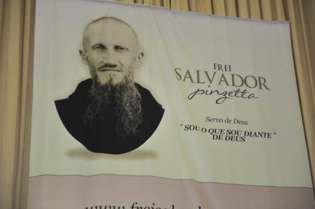 Primeiro passo para a beatificação do Frei Salvador Pinzetta é aceito pelo Vaticano Roni Rigon / Agência RBS/Agência RBS