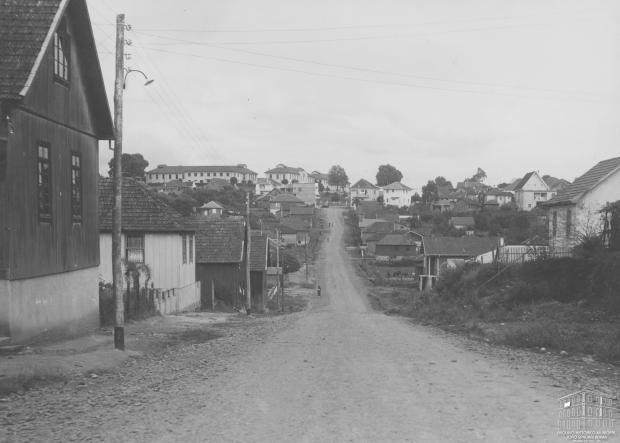 Memória: Rua Tronca em 1958 Acervo Arquivo Histórico Municipal João Spadari Adami / divulgação/divulgação