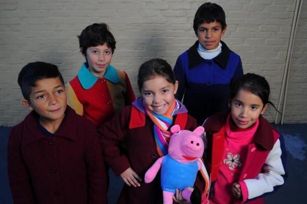 Campanha do agasalho: conheça iniciativas que arrecadam roupas para crianças de Caxias do Sul Felipe Nyland/Agencia RBS