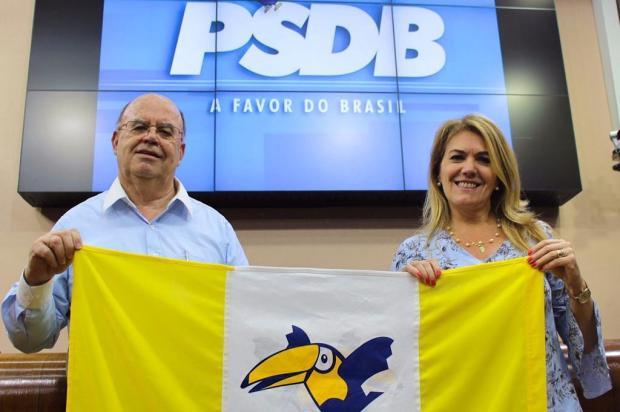 Com pré-candidato ao Piratini, PSDB caxiense segue com CC no governo Sartori Greice Tedesco/Divulgação