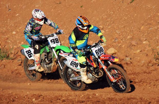 Campeonato de motocross movimenta a pista da Ascave neste final de semana Sedenir Taufer / Divulgação/Divulgação