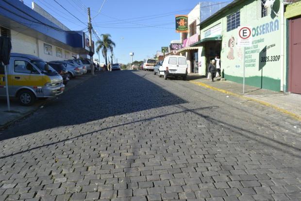 Rua do bairro Fátima passa a ter mão única a partir de segunda-feira, em Caxias Leonardo Portella / divulgação/divulgação