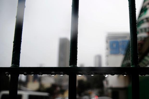 Segunda-feira inicia com chuva em Caxias do Sul Marcelo Casagrande / Agência RBS/Agência RBS