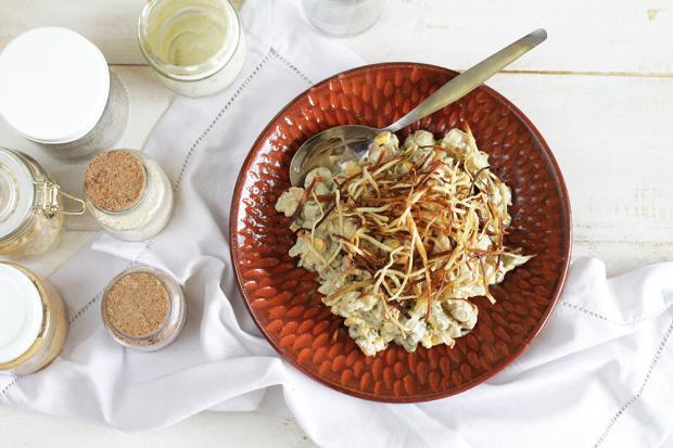 Na cozinha: para inovar, faça um delicioso salpicão vegano Flor de Sal / Divulgação/Divulgação