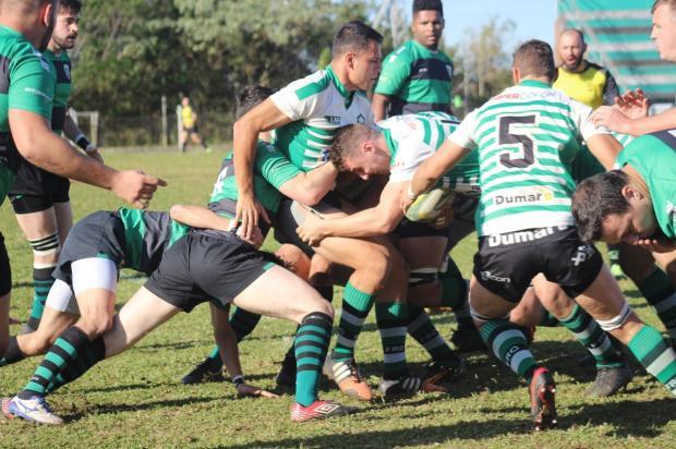 Farrapos se classifica para final do Campeonato Gaúcho de Rugby XV Kévin Sganzerla / FML Esportes/FML Esportes