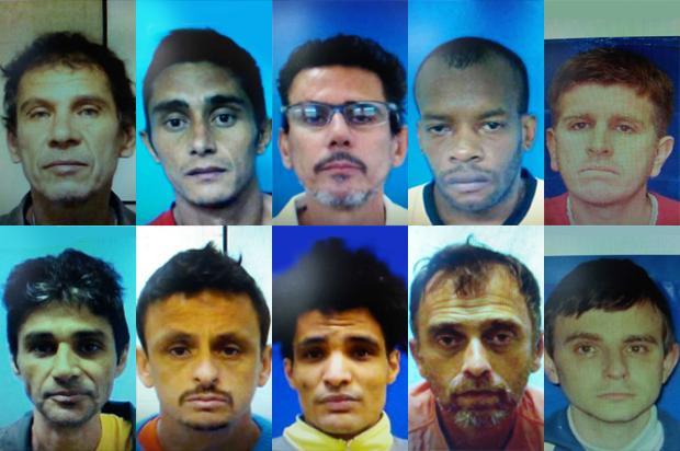 Quem são os presos com as maiores condenações em Caxias do Sul Reprodução/