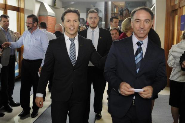 UAB quer CPI para investigar prefeito de Caxias do Sul no caso de vazamento de áudios Marcelo Casagrande/Agencia RBS