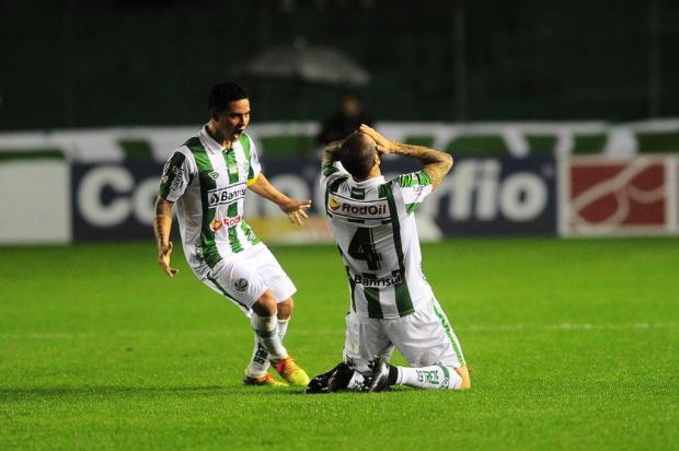 Intervalo: Uma boa atuação e a resposta da torcida do Juventude ao time já foi outra Porthus Junior/Agencia RBS