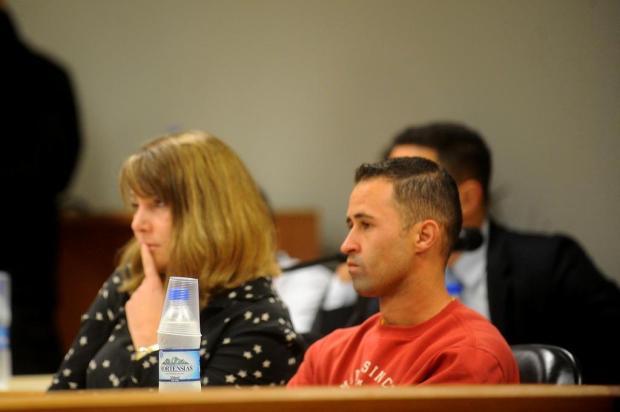 Réu é condenado a 18 anos de prisão por morte motivada por dívida de drogas em Caxias do Sul Lucas Amorelli/Agencia RBS