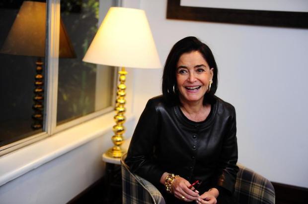 Interface Comunicação traz Gloria Kalil a Caxias do Sul Andréa Graiz/Agencia RBS