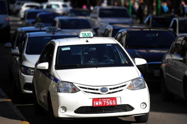 Lei dos Táxis pode ficar mais flexível em Caxias Felipe Nyland/Agencia RBS