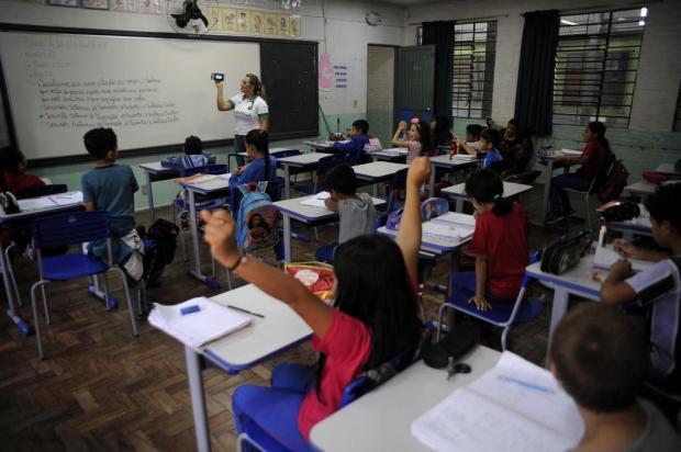 Abertas as inscrições para contrato emergencial de professores estaduais Marcelo Casagrande/Agencia RBS