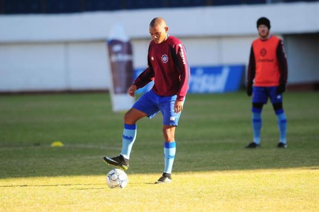 Capitão do Caxias vê confiança no grupo para disputar as oitavas de final Porthus Junior/Agencia RBS