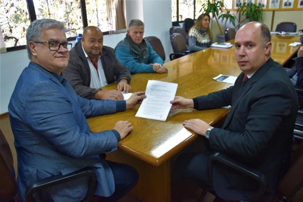 UAB conseguirá apoio para a CPI contra o prefeito de Caxias? Felipe Padilha / Divulgação/Divulgação