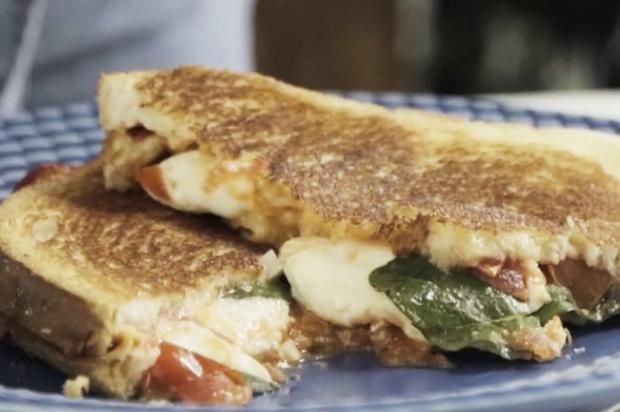 Na cozinha: Misto quente é opção para o lanche da tarde Tastemade / Divulgação/Divulgação