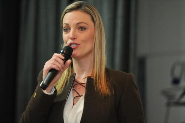 3por4: Carolina Maino ministra palestra sobre maternidade e vida profissional, em Caxias Julio Soares/divulgação