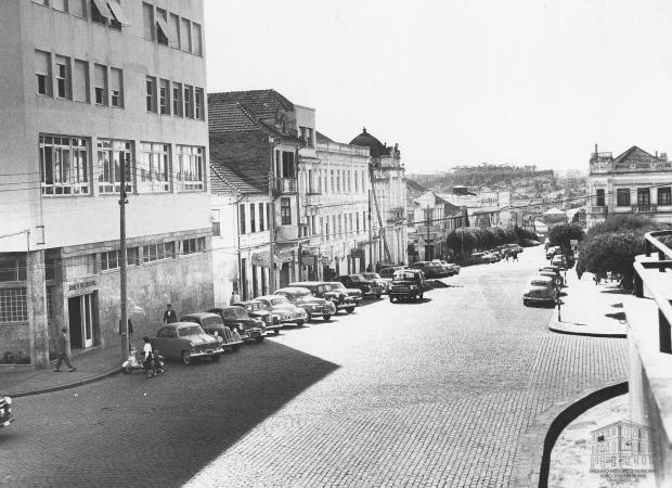 610636c5e Memória: Rua Dr. Montaury em 1959 - Cidades - Pioneiro
