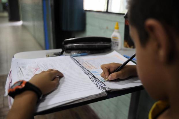 Novas turmas já têm professores para iniciar aulas no Ensino Fundamental em Caxias do Sul Marcelo Casagrande/Agencia RBS