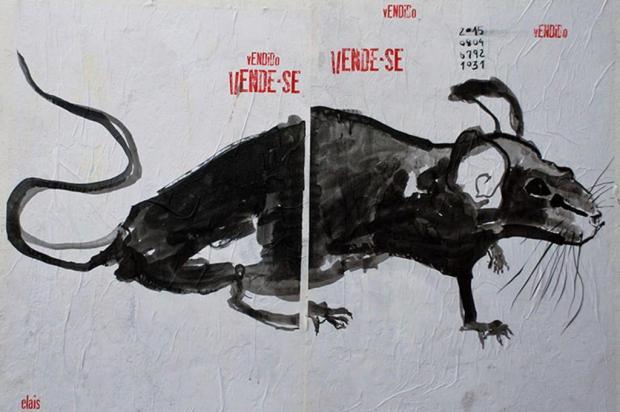 """Agenda: mostra """"Resistência ao/do Simbólico"""" pode ser visitada de segunda a sábado, em Caxias Reprodução/Reprodução"""