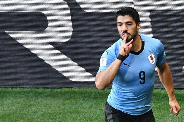 Intervalo: Em 20 jogos da primeira fase, placar de 1 a 0 já aconteceu nove vezes nesta Copa do Mundo JOE KLAMAR/AFP