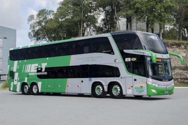 Quanto custa um ônibus voltado a turismo fabricado pela Marcopolo? Douglas de Souza Melo/divulgação
