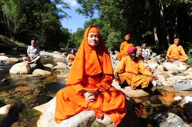 Encontro de meditação e práticas espirituais para mulheres ocorre neste fim de semana, em Caxias do Sul Claudia Baartsch/Agencia RBS