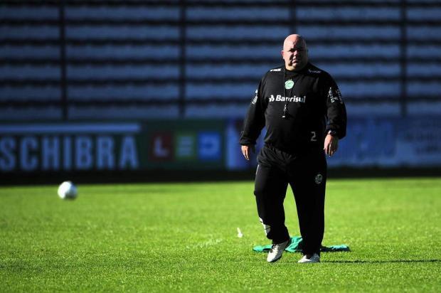 Juventude busca vitória para manter sequência invicta no campeonato Marcelo Casagrande/Agencia RBS