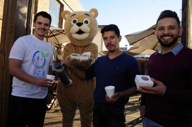 Iniciativa em Caxias do Sul distribuirá brownie e café para moradores de rua Marcelo Casagrande/Agencia RBS