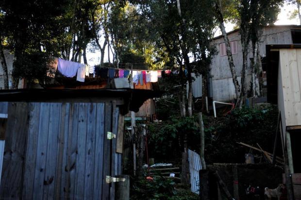 Com reintegração iminente, moradores de loteamento irregular de Caxias querem comprar área Lucas Amorelli/Agencia RBS