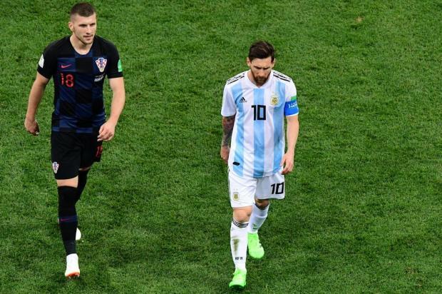 Intervalo: A decepção argentina e o jogo fundamental para a Seleção de Tite Martin BERNETTI/AFP