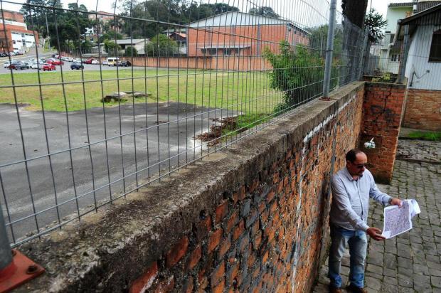 Moradores defendem abertura de rua para melhorar mobilidade perto da Universidade de Caxias do Sul Diogo Sallaberry/Agencia RBS