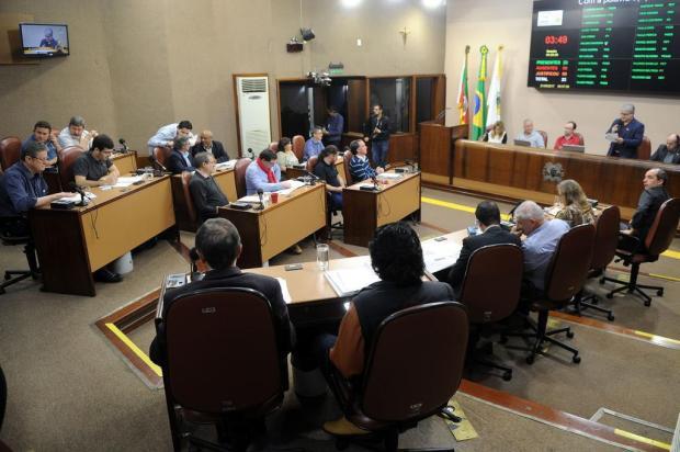 Câmara de Vereadores de Caxias do Sul rejeitou só um projeto do Executivo em 2018 Diogo Sallaberry/Agencia RBS