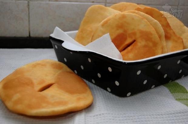 Na cozinha: sabe o que é torta frita? aprenda a fazer Ana Maria Brogui / Divulgação/Divulgação