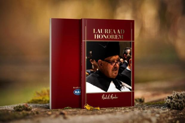 Vinho e livro Honoris Causa serão lançados pela RAR em Caxias Intervene/divulgação