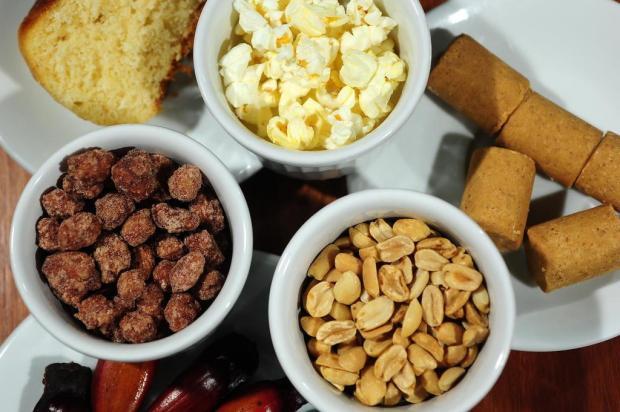 Festa junina fit: nutricionista dá dicas para fazer boas escolhas sem sair da dieta Diogo Sallaberry/Agencia RBS