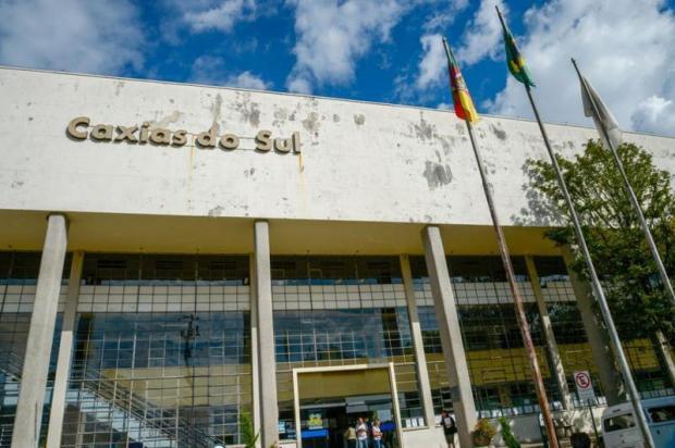 Pintura do prédio da prefeitura de Caxias custará R$ 365 mil Adriano Chaves/Assessoria de Imprensa da Prefeitura de Caxias do Sul,divulgação