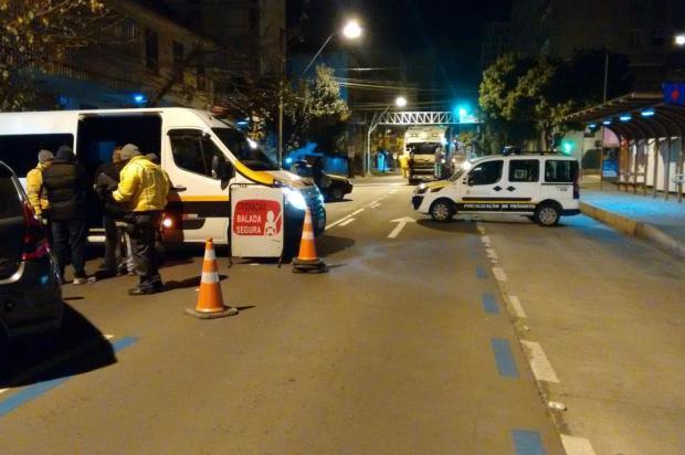 Ao completar dez anos, Lei Seca impacta no comportamento de motoristas e reduz acidentes em Caxias Secretaria de Trânsito/Divulgação