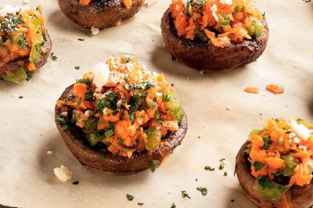 Na cozinha: surpreenda com esses deliciosos cogumelos recheados Nestlé / Divulgação/Divulgação