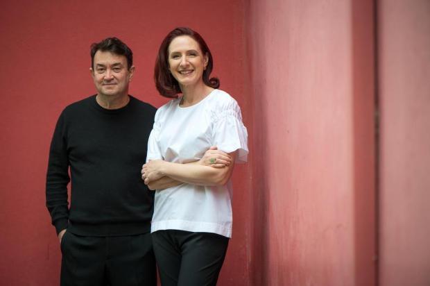 3por4: Walter Rodrigues e Beth Venzon lançam a plataforma Moda 365, em Caxias Daniela Herrera/Divulgação
