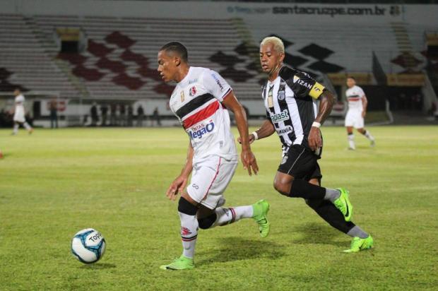 Treze-PB joga todas suas fichas no acesso contra o Caxias Rodrigo Baltar/Santa Cruz / Divulgação