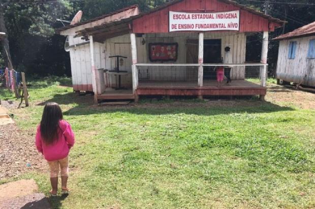 Aldeia indígena de Farroupilha terá prédio para ações preventivas em saúde Babiana Mugnol / Agência RBS/Agência RBS