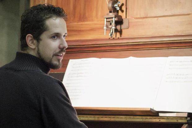 3por4: Professor de Música da UCS, Alexandre Fritzen fará concertos na Letônia Geo Cereça/Divulgação
