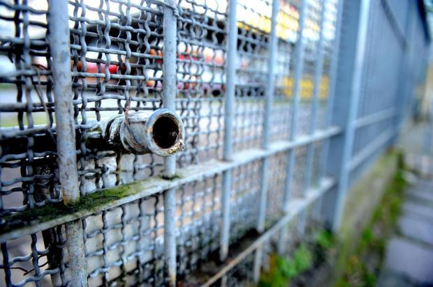 Poços artesianos são fechados em Caxias Lucas Amorelli/Agencia RBS