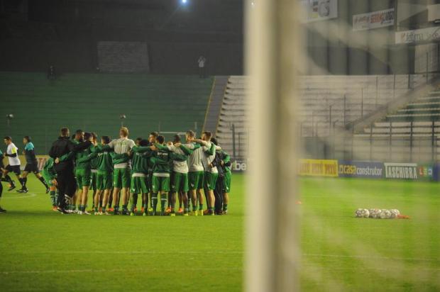 Intervalo: A união entre torcida e time no Jaconi será fundamental para o Ju seguir na Série B Lucas Amorelli/Agencia RBS