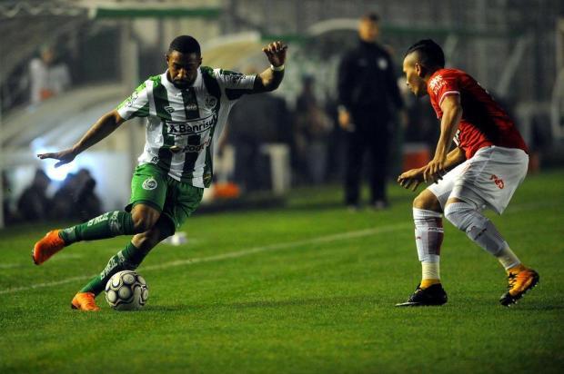 Juventude não tem boa apresentação, perde e vê o fim da invencibilidade de nove jogos Lucas  Amorellii/Agencia RBS