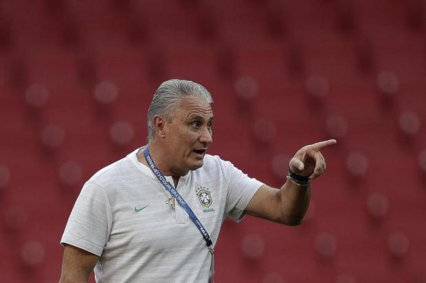 Intervalo: A primeira grande decisão de Tite com a Seleção Brasileira André Mourão/MoWA Press,Divulgação