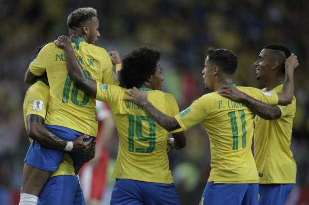 Intervalo: O desequilíbrio nas chaves das oitavas de final da Copa do Mundo André Mourão / MoWA Press/MoWA Press