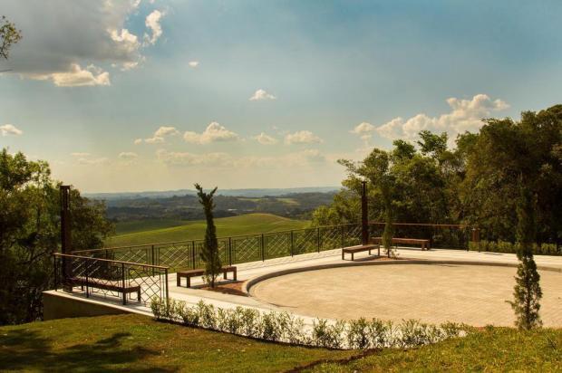 3por4: Mirante Arezzo, em Flores da Cunha, terá programação cultural neste domingo Natane Arezze/Divulgação