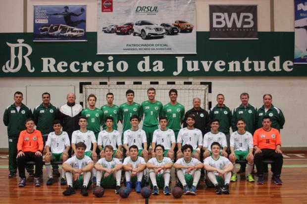 Na Europa, equipes de handebol do Recreio da Juventude disputam dois dos principais torneios da modalidade Recreio da Juventude / Divulgação/Divulgação